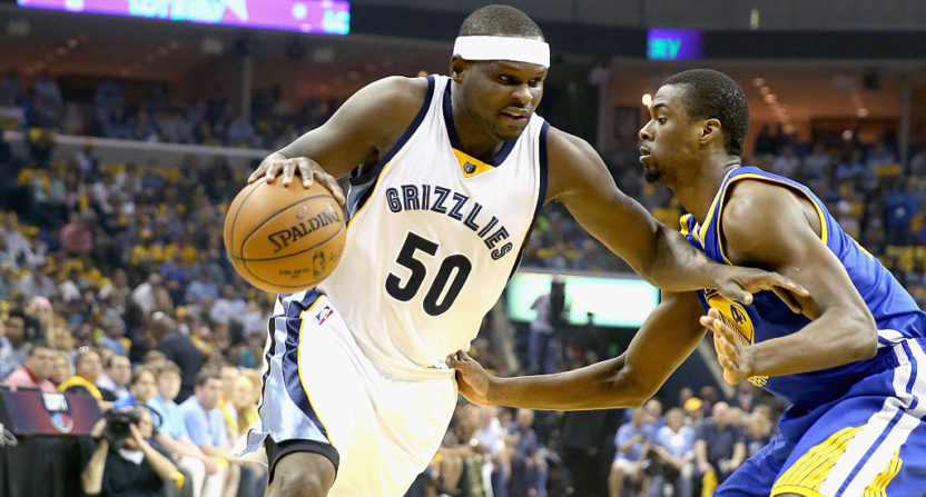Zach Randolph Accepts Plea Deal, Avoids Jail Time In Marijuana Case