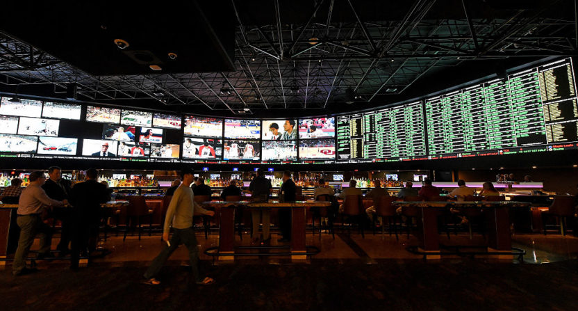 UMass Lowell poll: Majority of Americans support gambling on pro sports
