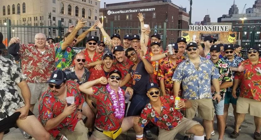 Magnum PI's ejected from Tigers game for 'catcalling'
