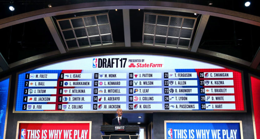 National Basketball Association alters lottery chances, curbs resting of healthy players