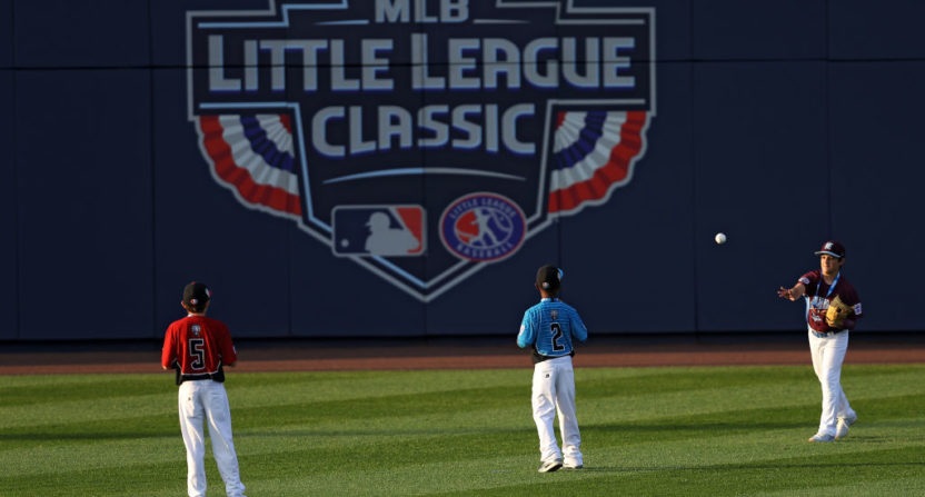 Phillies to play Mets at Little League World Series in 2018