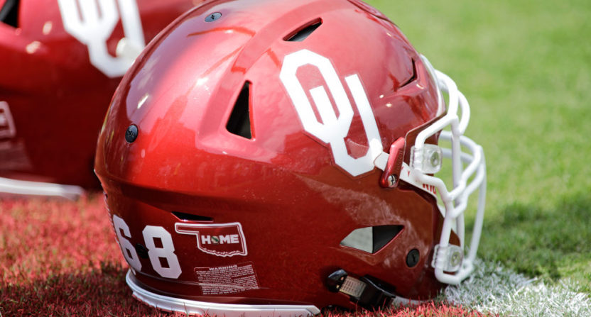 Oklahoma's Amani Bledsoe suing NCAA over PED suspension