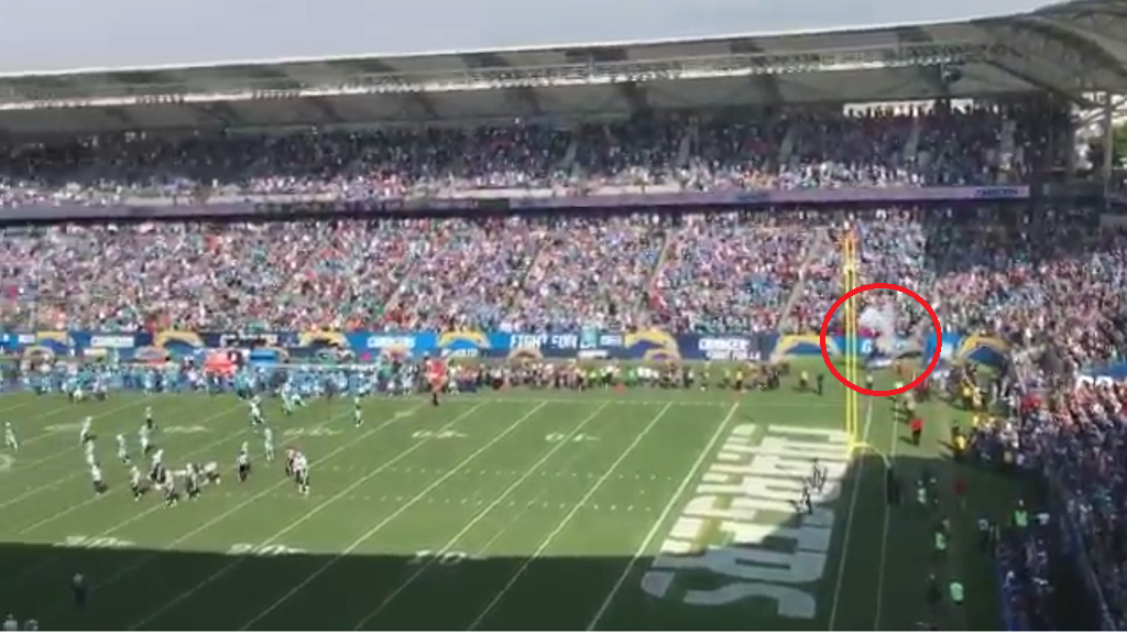 Chargersfireworks