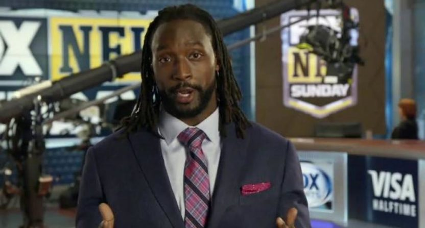 it turns out former bears' cb charles tillman left fox to train to, Human Body