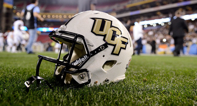 Central Florida cancels game against Georgia Tech