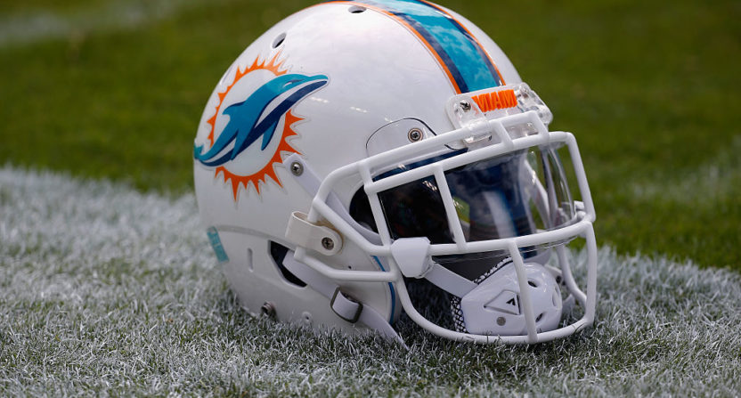 Dolphins rescue stranded high school team