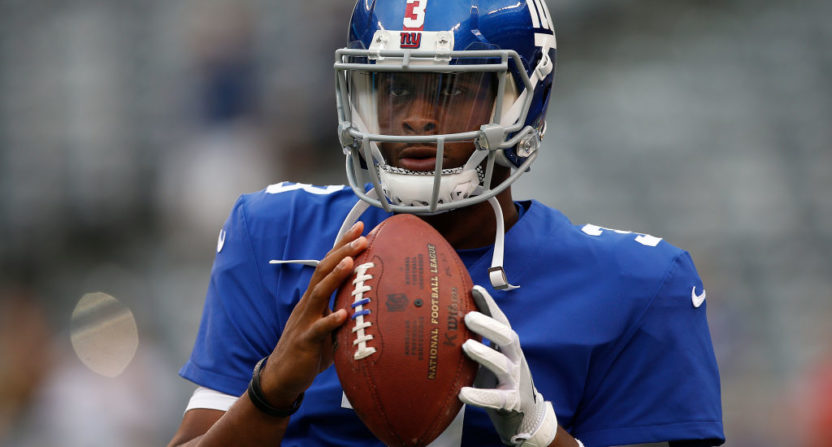 Geno Smith blasts Craig Carton on Twitter