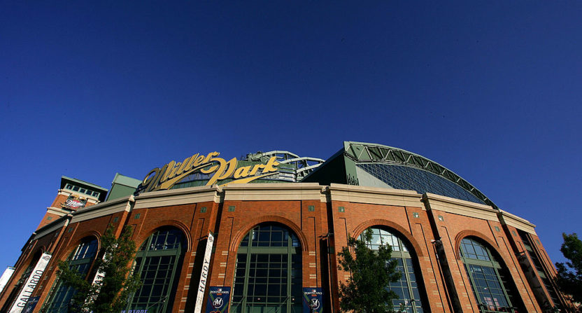 Weekend Brewers Games Moved To Milwaukee