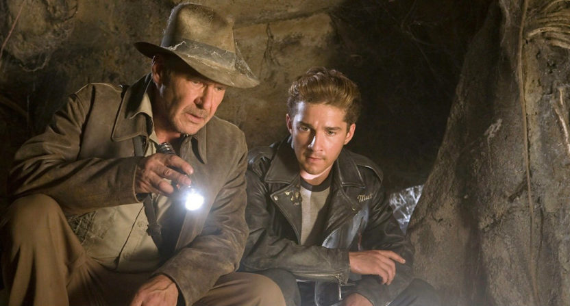 Indiana Jones 5 set for 2020 with Harrison Ford to star