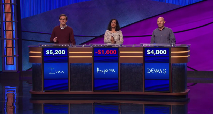 Jeopardy Contestants Can't Identify Teams Of Football Stars