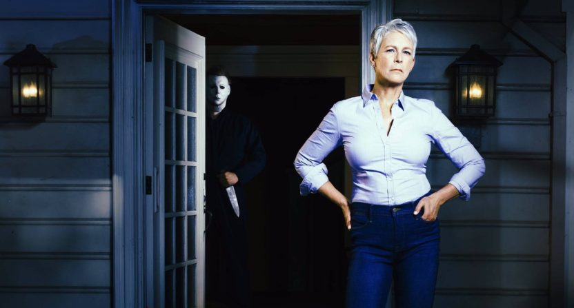 Halloween: Jamie Lee Curtis returning as Laurie Strode