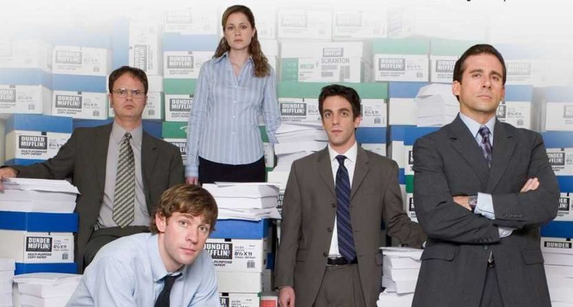 the office pics. Why Season 4 Of The Office, Which Premiered 10 Years Ago, Was Show\u0027s Most Important Office Pics