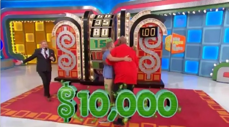 'Price is Right' Contestants Make $80k History!!!