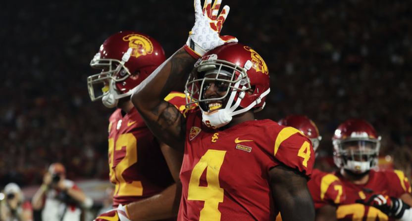 Wolf: USC quarterback Sam Darnold erases everyone else's mistakes