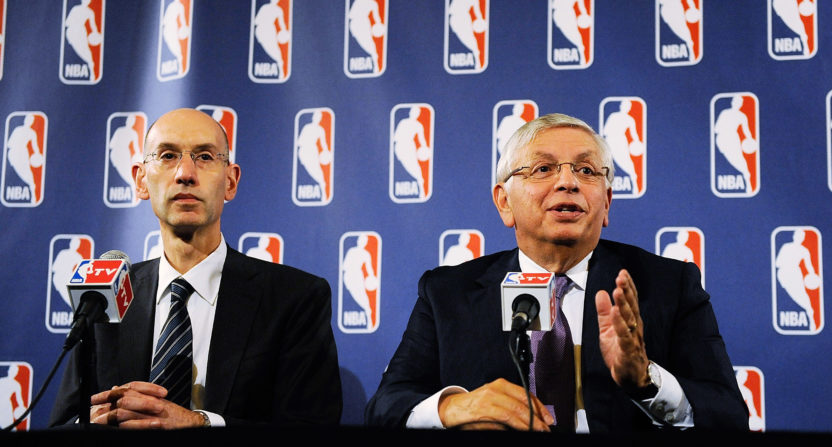 National Basketball Association responds to former commissioner's comments about marijuana use