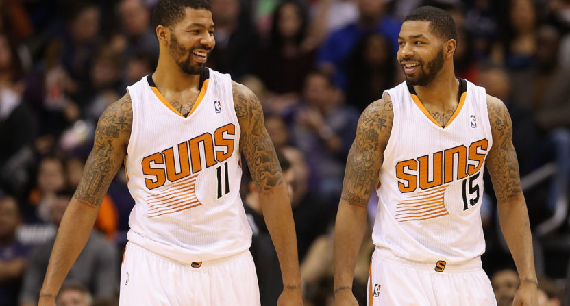 NBA's Morris Twins Not Guilty In Basketball Attack