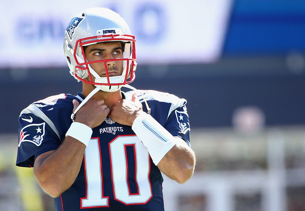 jimmy garoppolo-nfl trade deadline