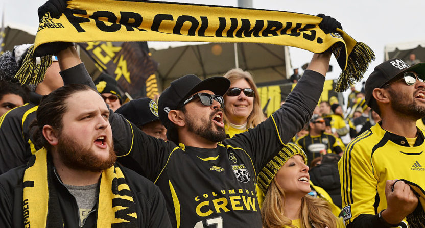 OH sues MLS, Columbus Crew owners to stop the team from relocating