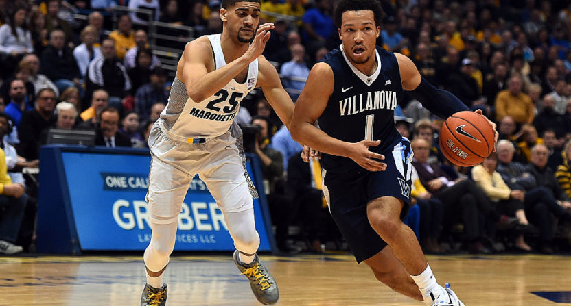 villanova wildcats-jalen brunson-big east