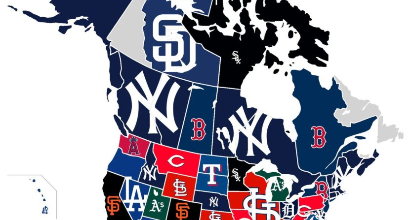 This most hated MLB team state map leads to more questions than answers