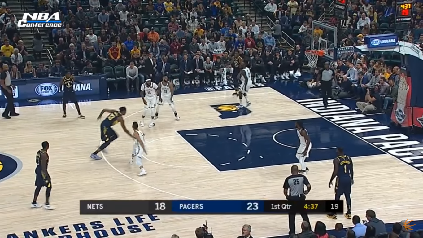 Myles Turner ruled out two Pacers games with concussion