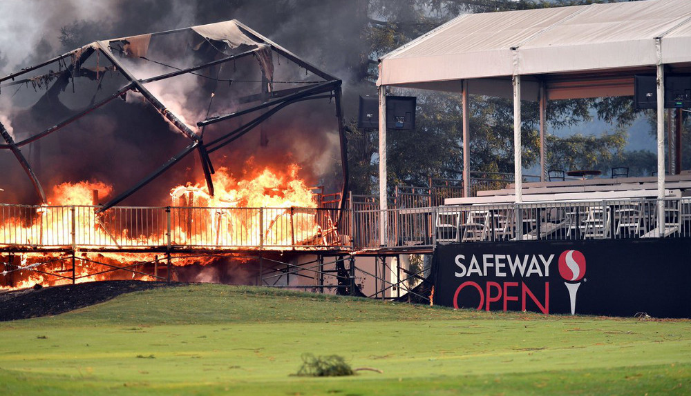 Silverado Resort And Spa Safeway Open