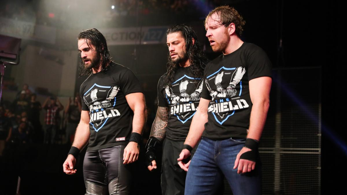 wwe raw reaction oct 9 the shield reunited and destroyed