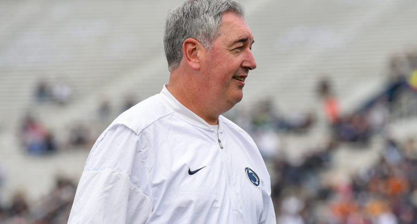Mississippi State reportedly set to hire Joe Moorhead as next coach