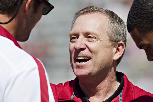 Jeff Long no longer Razorback Athletic Director, interim appointed