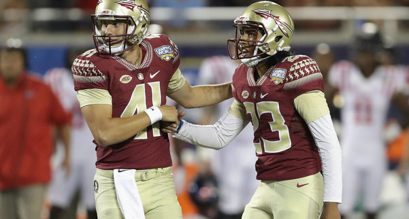 Video of Ricky Aguayo Brawling With FSU Frat Brothers