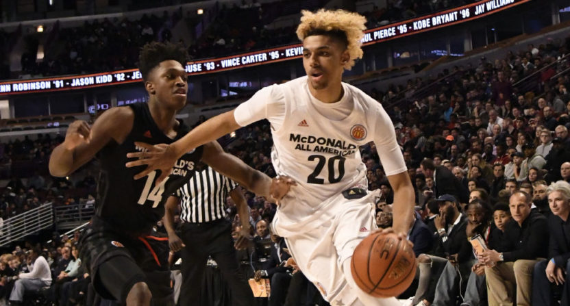 Louisville not reinstating freshman Brian Bowen at center of FBI investigation