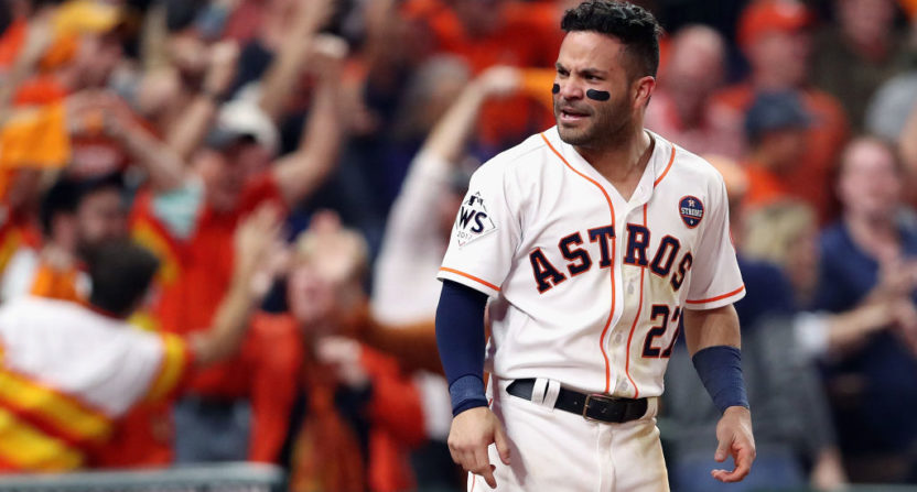 Astros sign Altuve to five-year, $151M extension