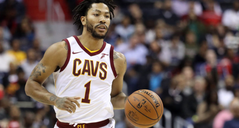 Cavaliers Expect Rose To Rejoin The Team