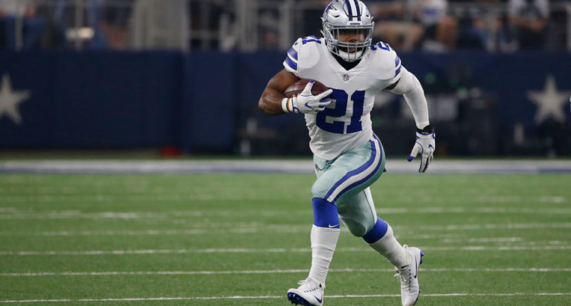 Ezekiel Elliott Drops Suspension Appeal, Will Serve Remaining Five Games