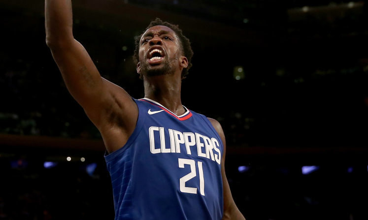 Patrick Beverley To Miss Rest Of Season