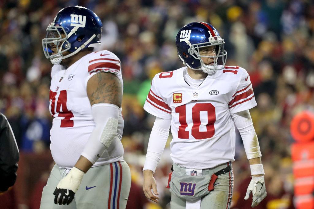 eli manning-john mara-new york giants