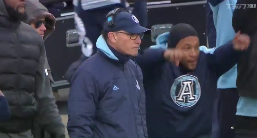 Marc Trestman and the Toronto Argonauts almost blew a 15-point CFL East Final lead, but managed to come back for the win.