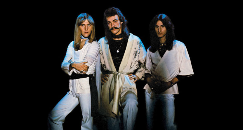Rush, as seen on the 2112 album.