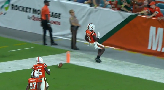 Best Memes of Miami Kicking the Stuffing Out of Notre Dame