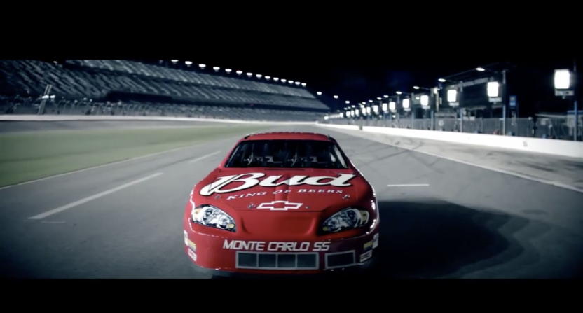 Budweiser unveils special tribute video for retiring NASCAR star Dale Earnhardt Jr