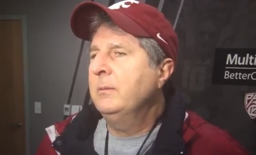 Mike Leach weighs in on the stresses of planning a wedding