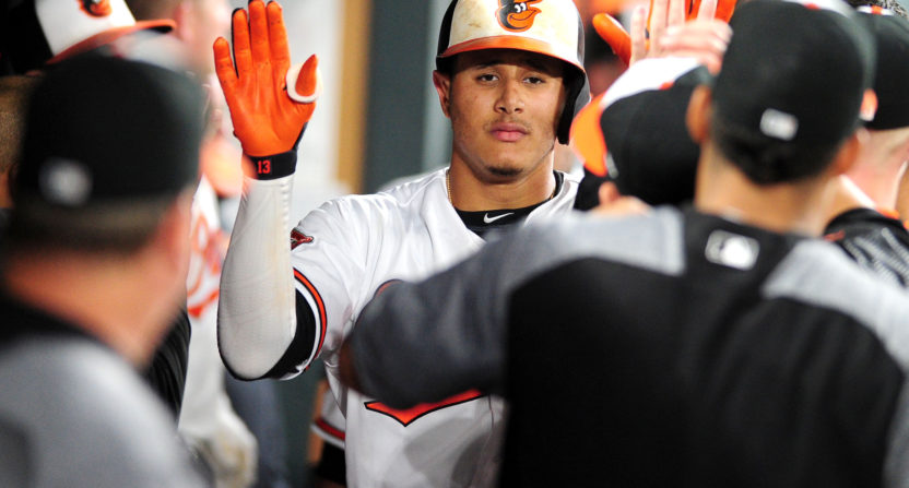 MLB Rumors: Orioles Threatening To Pull Manny Machado Off Trade Block