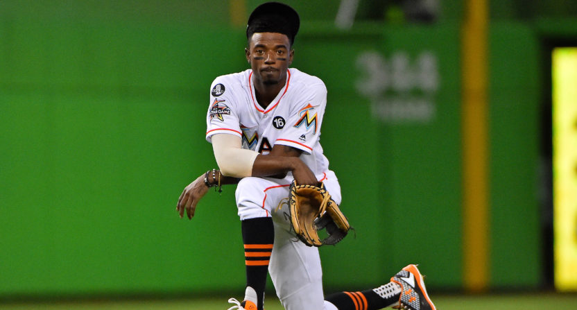 Marlins trade Dee Gordon to Mariners