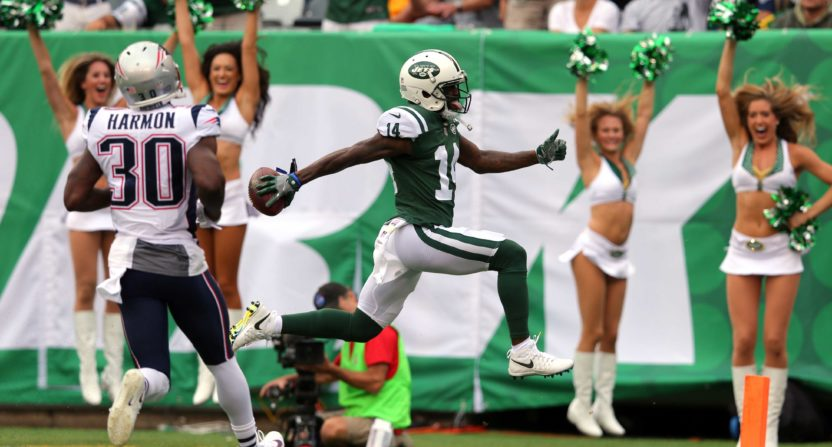 Jets WR Jeremy Kerley blames a ghost for PED test