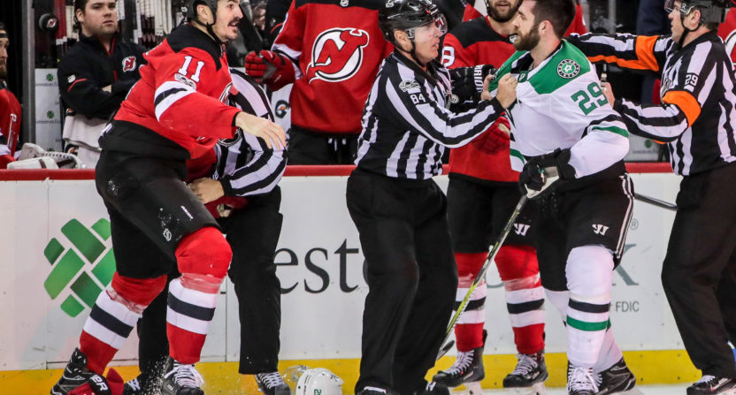 Why Devils got good news on Taylor Hall's injury