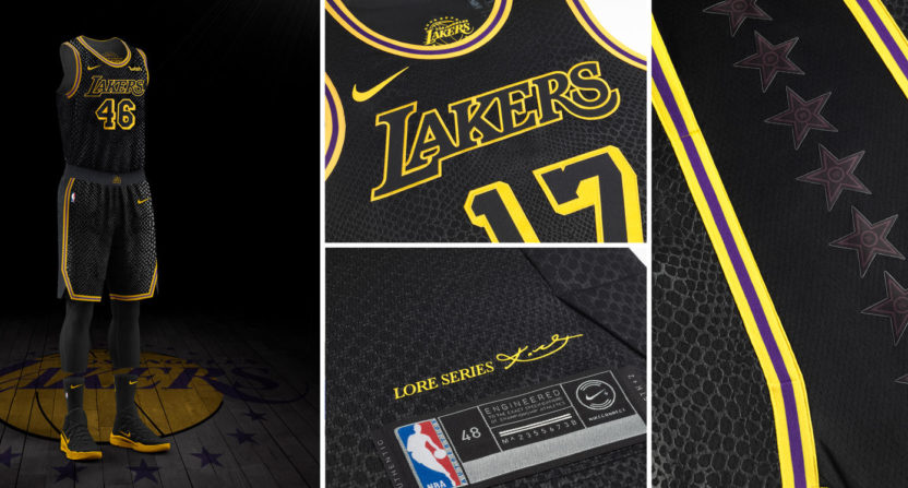 Nike Unveils NBA City Edition Jerseys