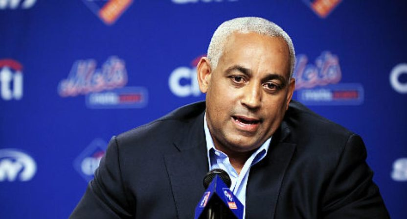 New York Mets hire Omar Minaya as special assistant to GM