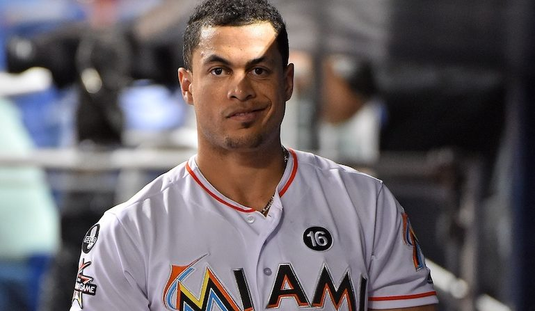 Cubs finalist in the Giancarlo Stanton sweepstakes