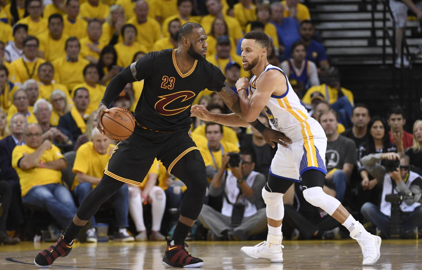 NBA All-Star mock draft: Who should Steph and LeBron select?
