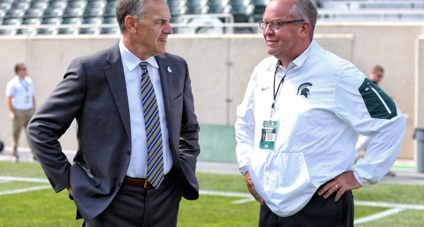 Michigan State sports faces increased scrutiny